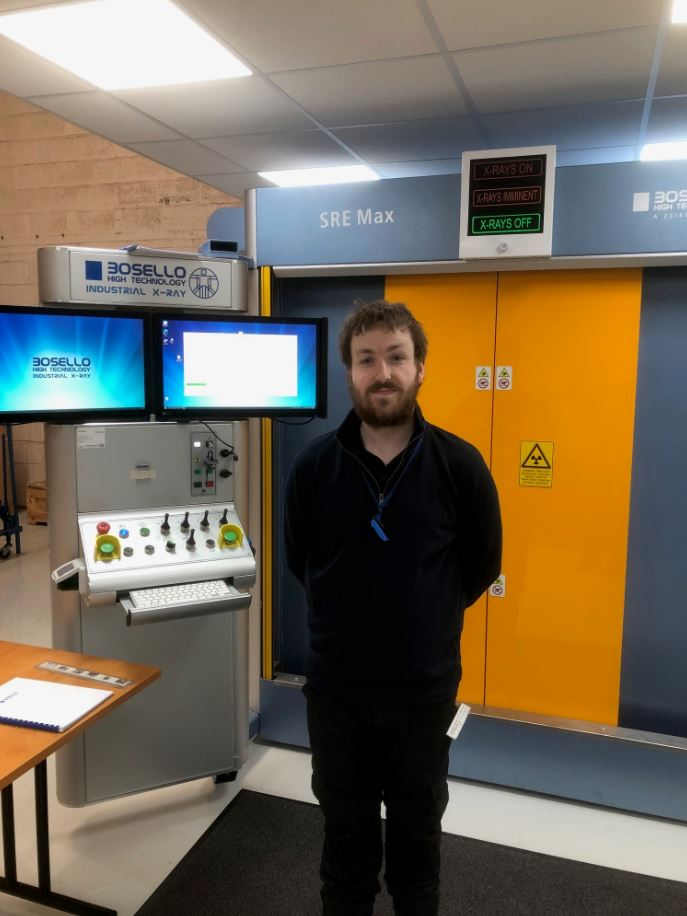 Euroteck would like to introduce its newest member of Staff